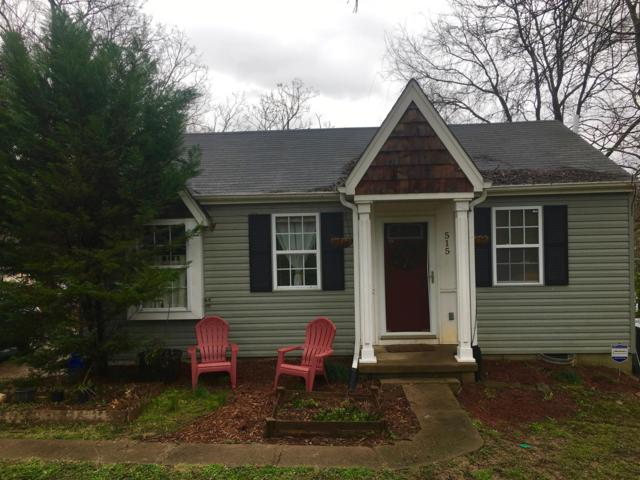 515 S 14Th St, Nashville, TN 37206 (MLS #1997066) :: RE/MAX Choice Properties