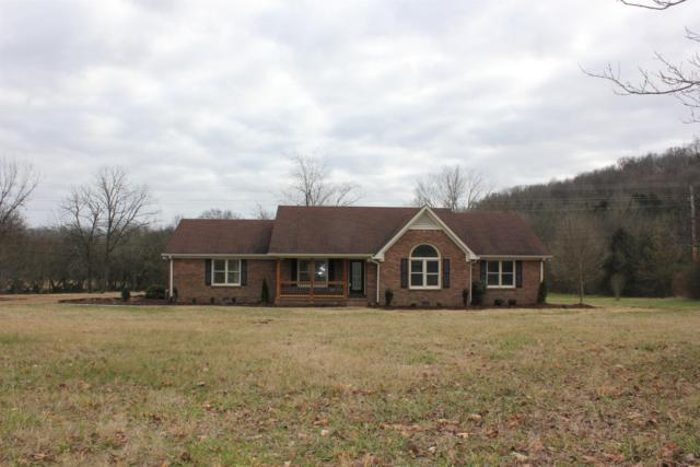 2975 Valley Creek Rd, Culleoka, TN 38451 (MLS #1997757) :: HALO Realty