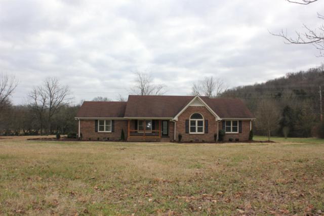 2975 Valley Creek Rd, Culleoka, TN 38451 (MLS #1997757) :: DeSelms Real Estate
