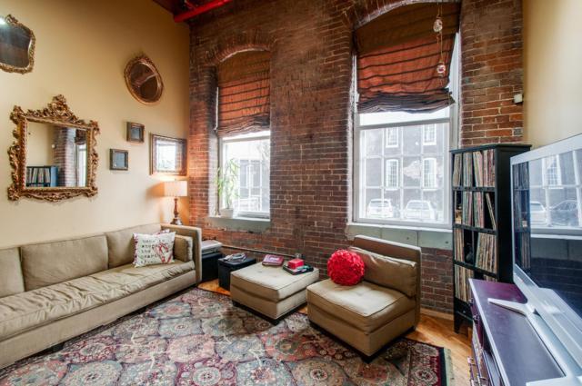 1400 Rosa Parks Blvd #103 #103, Nashville, TN 37208 (MLS #1998168) :: John Jones Real Estate LLC