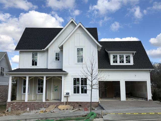 6080 Maysbrook Lane Lot 25, Franklin, TN 37064 (MLS #2000139) :: DeSelms Real Estate