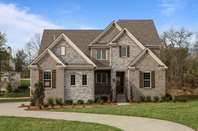 116 Asher Downs Circle #4, Nolensville, TN 37135 (MLS #2001245) :: Nashville on the Move