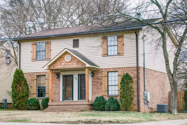 106 B 38Th Ave N, Nashville, TN 37209 (MLS #2001300) :: Fridrich & Clark Realty, LLC
