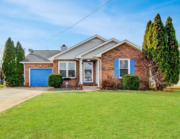 1304 Misty Ct, Clarksville, TN 37042 (MLS #2002264) :: DeSelms Real Estate