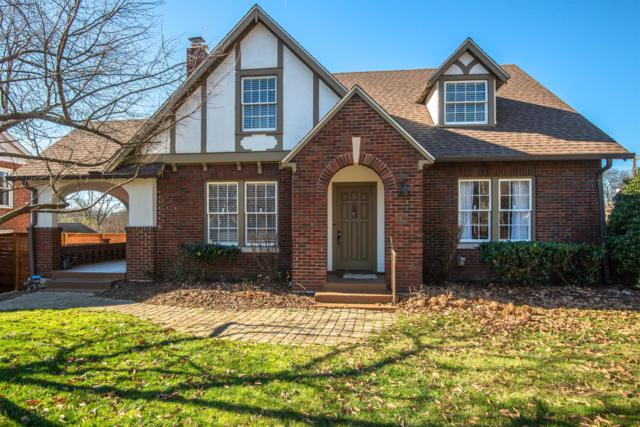 205 Cherokee Rd, Nashville, TN 37205 (MLS #2002514) :: Nashville on the Move