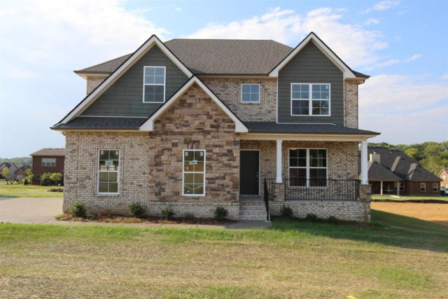 204 Mcgreevy Dr (Lot 118), La Vergne, TN 37086 (MLS #RTC2002733) :: FYKES Realty Group