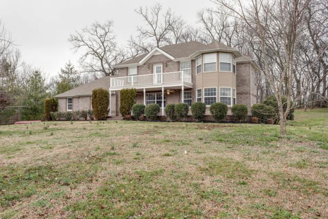 1724 Vp Lunn Dr, Spring Hill, TN 37174 (MLS #2004120) :: The Milam Group at Fridrich & Clark Realty