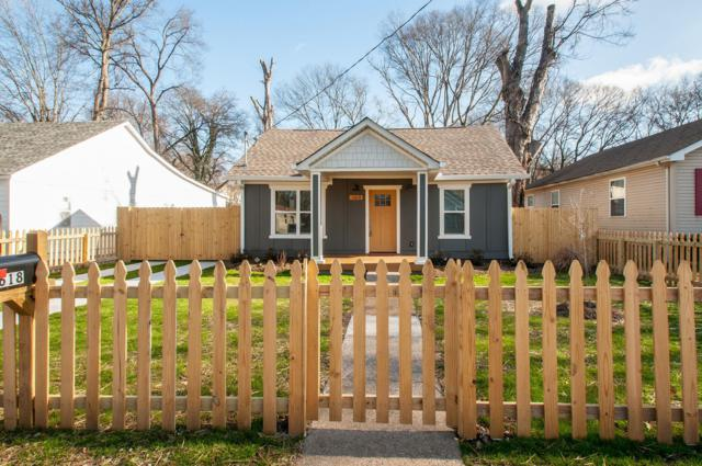 1618 14Th Ave N, Nashville, TN 37208 (MLS #2004905) :: Nashville on the Move