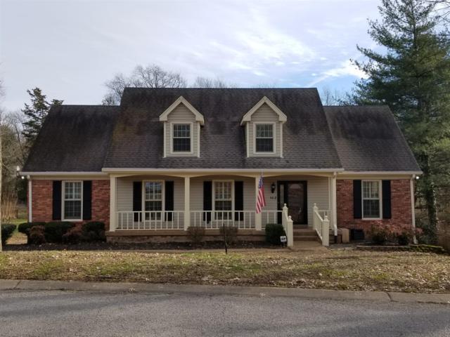 102 Stark Knob Rd, Hendersonville, TN 37075 (MLS #2004961) :: John Jones Real Estate LLC