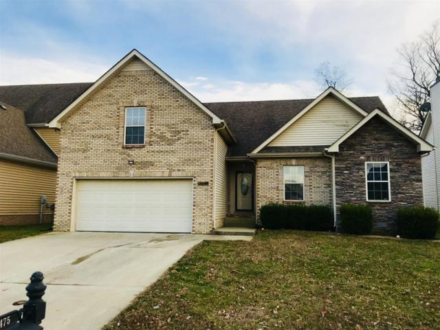 3475 Melrose Dr, Clarksville, TN 37042 (MLS #2005171) :: Valerie Hunter-Kelly & the Air Assault Team