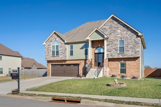 1781 Spring Haven Dr, Clarksville, TN 37042 (MLS #2005355) :: Nashville on the Move