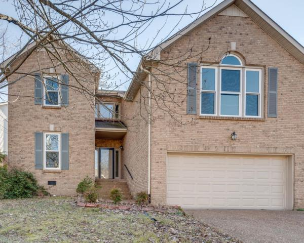812 E Magnolia Ct, Nashville, TN 37221 (MLS #2005929) :: DeSelms Real Estate