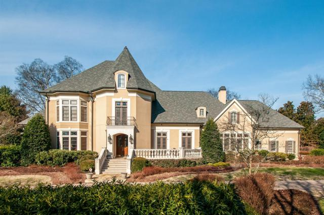 4822 Post Rd, Nashville, TN 37205 (MLS #2006196) :: DeSelms Real Estate