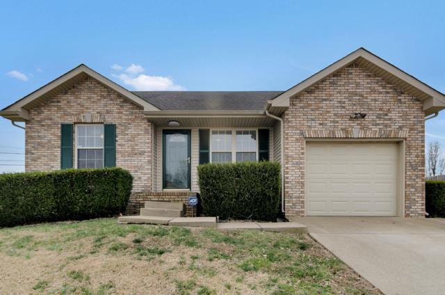 3263 Veranda, Clarksville, TN 37042 (MLS #2006585) :: Nashville on the Move