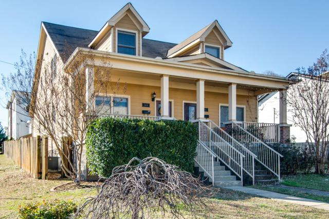 1801 B 6Th Ave N, Nashville, TN 37208 (MLS #2006904) :: RE/MAX Homes And Estates