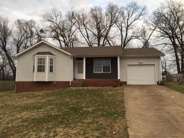 117 Oak Tree, Oak Grove, KY 42262 (MLS #2007489) :: Nashville on the Move