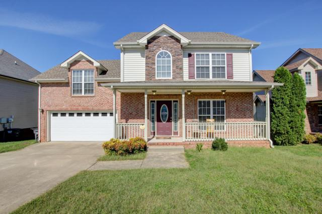 3480 Melrose Dr, Clarksville, TN 37042 (MLS #2007703) :: Valerie Hunter-Kelly & the Air Assault Team