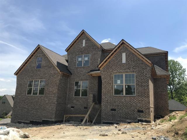 338 Circuit Rd - Lot 42, Franklin, TN 37064 (MLS #2008213) :: RE/MAX Choice Properties