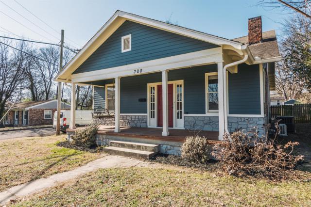 700 Mcferrin Ave, Nashville, TN 37206 (MLS #2008394) :: DeSelms Real Estate