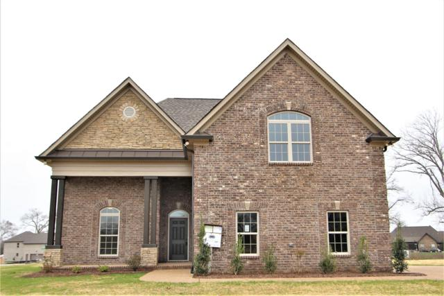 901 Springhouse Circle #61-C, Lebanon, TN 37087 (MLS #2009391) :: Ashley Claire Real Estate - Benchmark Realty