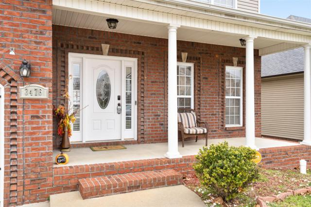 3476 Melrose Dr, Clarksville, TN 37042 (MLS #2010140) :: Valerie Hunter-Kelly & the Air Assault Team