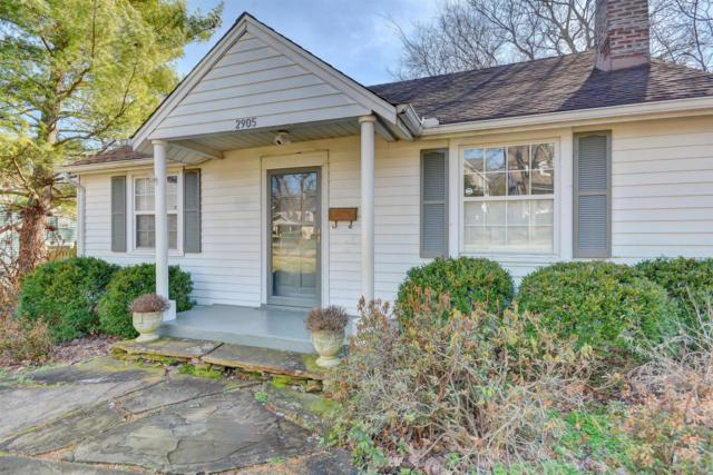 2905 W Linden Ave, Nashville, TN 37212 (MLS #2011923) :: Nashville on the Move
