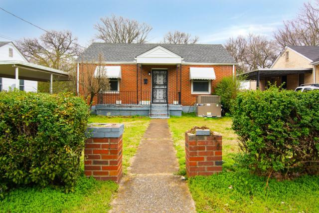1622 16Th Ave N, Nashville, TN 37208 (MLS #2012108) :: Nashville on the Move