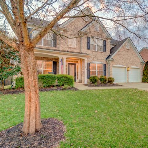 1655 Briarcliff Drive, Nolensville, TN 37135 (MLS #2012156) :: Nashville on the Move