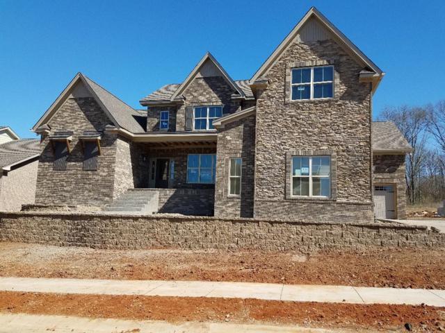 921 Redstone; Lot 5, Nolensville, TN 37135 (MLS #2012421) :: RE/MAX Choice Properties