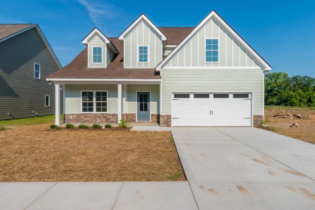4121 Stark St Lot 32, Murfreesboro, TN 37129 (MLS #2012819) :: John Jones Real Estate LLC