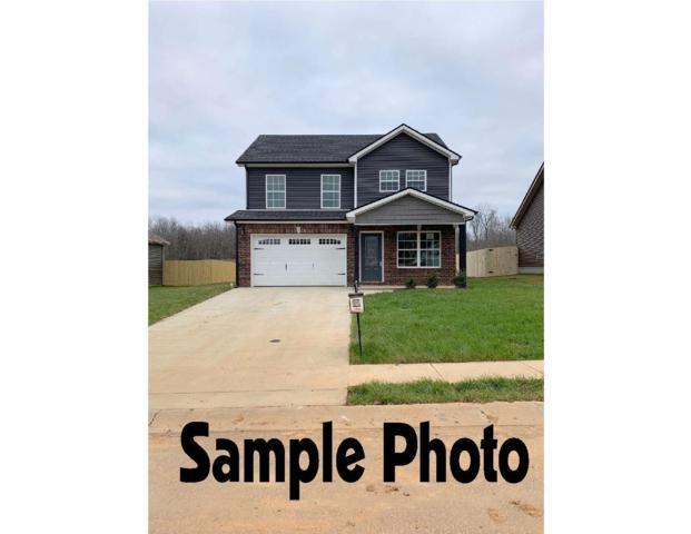 121 Rose Edd Estates, Oak Grove, KY 42262 (MLS #2013344) :: Valerie Hunter-Kelly & the Air Assault Team