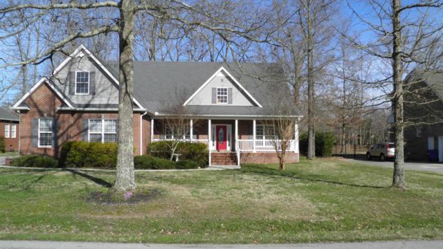 182 Oak Hollow Rd, Manchester, TN 37355 (MLS #2013559) :: John Jones Real Estate LLC