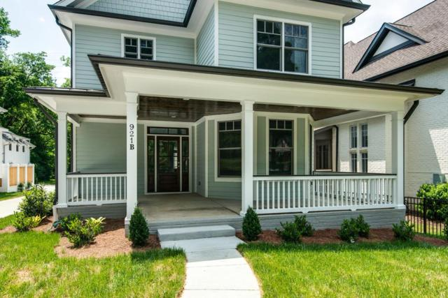 921 B Gale, Nashville, TN 37204 (MLS #2013836) :: The Miles Team | Compass Tennesee, LLC