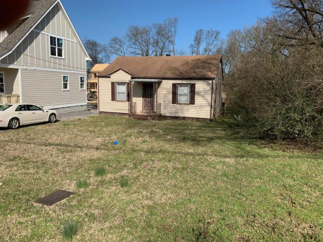 6114 Robertson Ave, Nashville, TN 37209 (MLS #2013948) :: DeSelms Real Estate