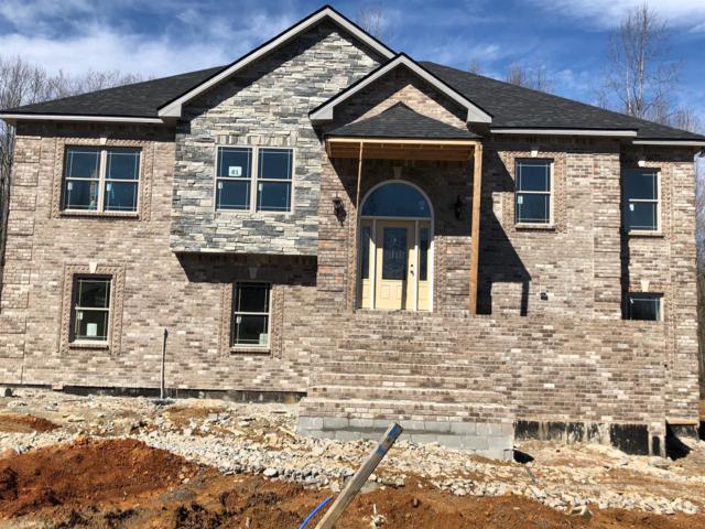 81 Reda Estates, Clarksville, TN 37042 (MLS #2016237) :: FYKES Realty Group