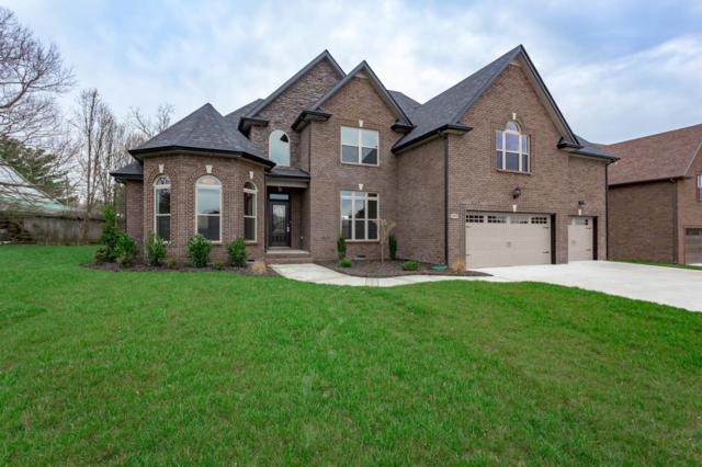 20 Porter Hills, Clarksville, TN 37043 (MLS #2016908) :: REMAX Elite