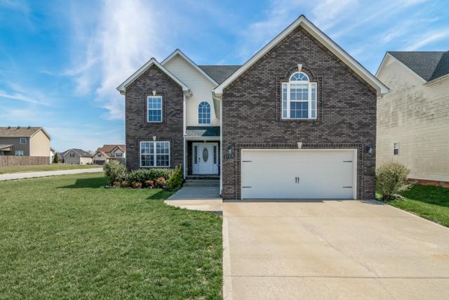 3737 Tradewinds Ter, Clarksville, TN 37040 (MLS #2017206) :: John Jones Real Estate LLC