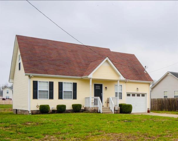 219 Grant Ave, Oak Grove, KY 42262 (MLS #2017287) :: RE/MAX Choice Properties