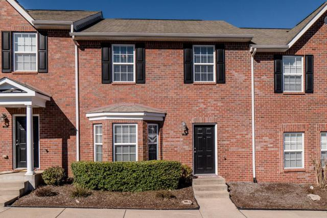 1101 Downs Blvd, #275, Franklin, TN 37064 (MLS #2017998) :: Armstrong Real Estate