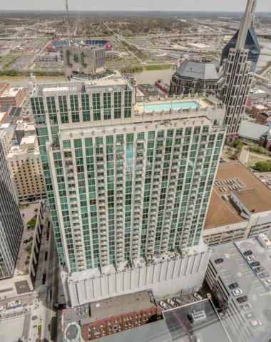 415 Church Street #2306, Nashville, TN 37219 (MLS #2020274) :: The Matt Ward Group