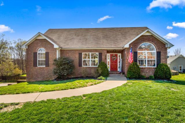 1591 Barrywood Cir W, Clarksville, TN 37042 (MLS #2021061) :: John Jones Real Estate LLC