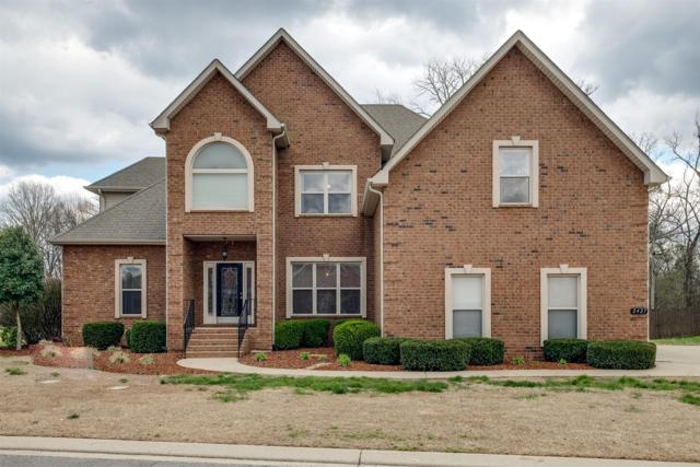 2427 Garrison Cove, Murfreesboro, TN 37130 (MLS #2021560) :: REMAX Elite