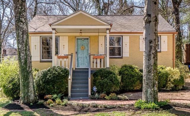 1362 Cardinal Ave, Nashville, TN 37216 (MLS #2021571) :: The Kelton Group