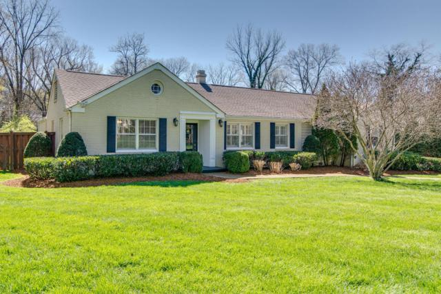 107 Brookfield Ave, Nashville, TN 37205 (MLS #2021579) :: Exit Realty Music City