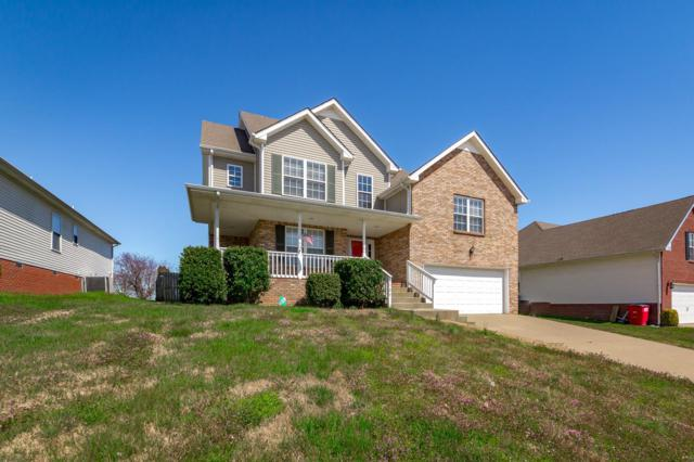 1169 Castlewood Dr, Clarksville, TN 37042 (MLS #2021766) :: Exit Realty Music City