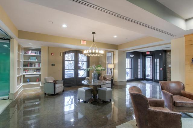 1803 Broadway Unit 424, Nashville, TN 37203 (MLS #2022201) :: The Milam Group at Fridrich & Clark Realty