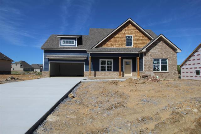 305 Buckadee Rd (Lot 153), LaVergne, TN 37086 (MLS #2023459) :: RE/MAX Homes And Estates