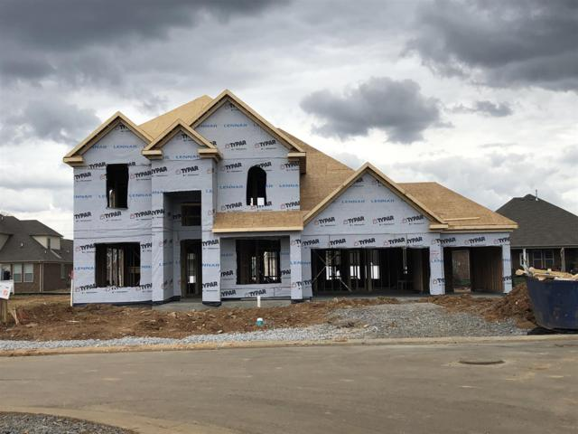 731 Kirk Lane Lot 187A, Murfreesboro, TN 37128 (MLS #2025194) :: RE/MAX Homes And Estates