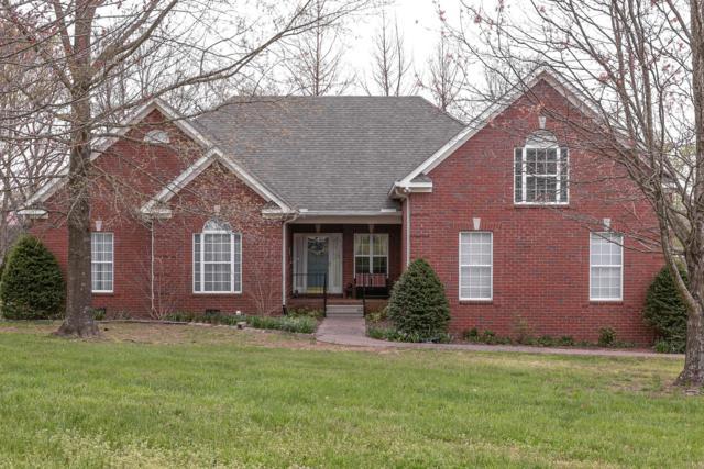 4119 Jensome, Franklin, TN 37064 (MLS #2025261) :: John Jones Real Estate LLC