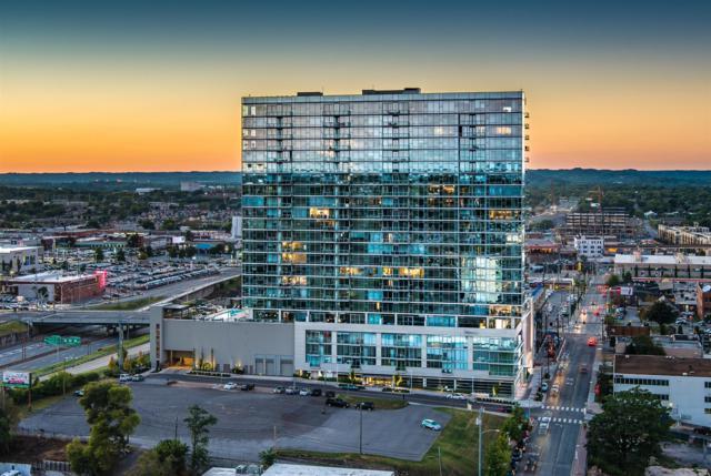 1212 Laurel St. #1211, Nashville, TN 37203 (MLS #2026893) :: The Milam Group at Fridrich & Clark Realty